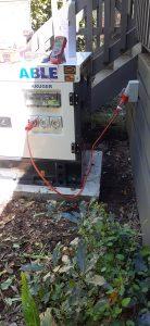 Generator Plugged In